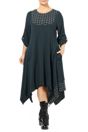 DRESS Zedd Plus. Цвет: green