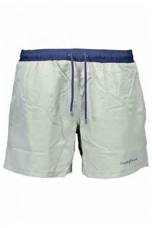 Плавательные шорты Cesare Paciotti. Цвет: light grey