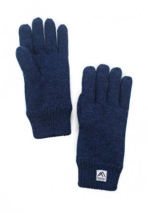 Перчатки Springfield. Цвет: синий