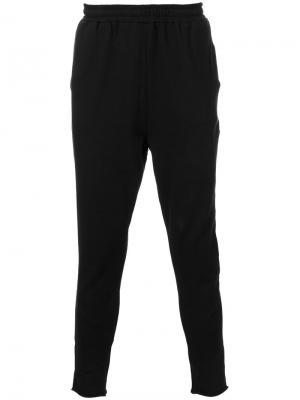 Спортивные брюки Plexus First Aid To The Injured. Цвет: чёрный