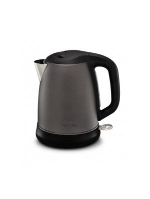 Чайник электрический TEFAL KI270930, 2400Вт, серый. Цвет: серый