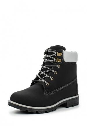 Ботинки Janessa. Цвет: черный