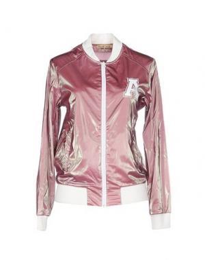 Куртка AMARANTO. Цвет: фиолетовый