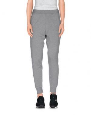 Повседневные брюки VDP CLUB. Цвет: серый