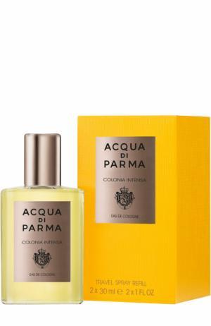 Сменный блок дорожного спрея Colonia Intensa Acqua di Parma. Цвет: бесцветный