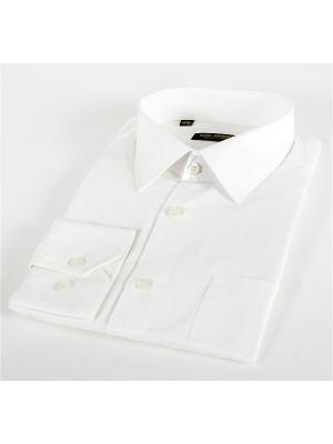 Рубашка Hans Grubber. Цвет: молочный