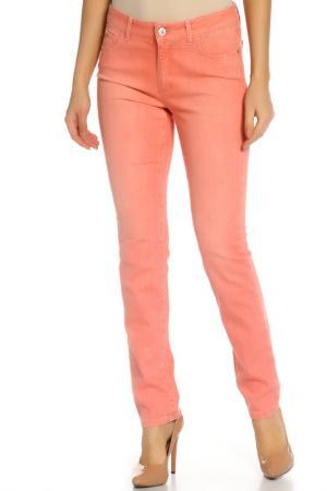 Джинсы Trussardi Jeans. Цвет: розовый