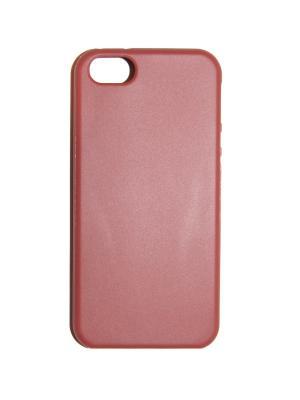 Чехол для Iphone 5/ 5S Lola. Цвет: коричневый