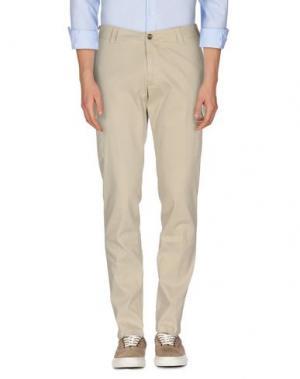 Повседневные брюки J.W. BRINE. Цвет: бежевый