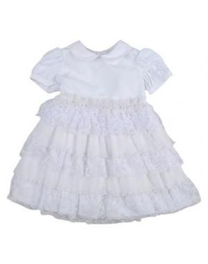 Платье U+É. Цвет: белый