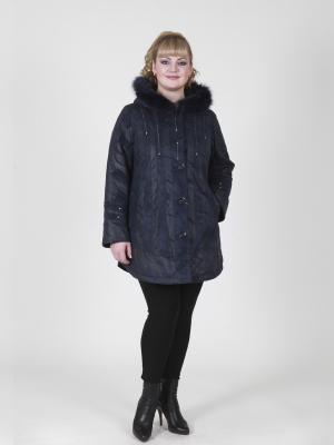 Куртка Триша VIKO. Цвет: темно-синий