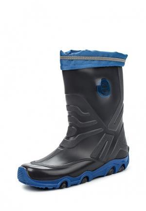 Резиновые сапоги Reima. Цвет: синий