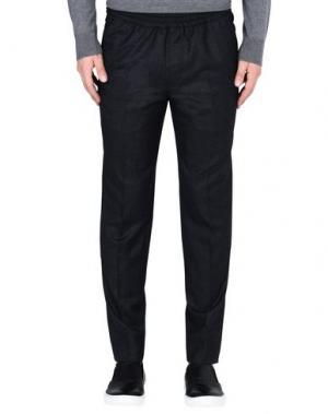 Повседневные брюки HARMONY Paris. Цвет: стальной серый