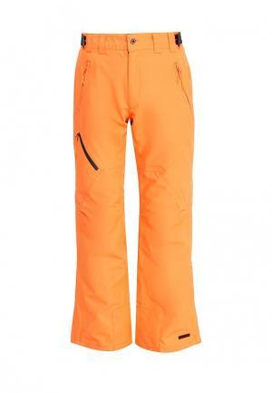 Брюки горнолыжные Icepeak. Цвет: оранжевый