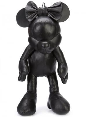 Рюкзак  x Disney Minnie Mouse Christopher Raeburn. Цвет: чёрный