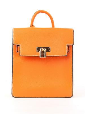 Рюкзак LaBella Vita. Цвет: оранжевый