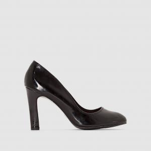 Туфли из кожи C00402 MONGE ELLE. Цвет: черный