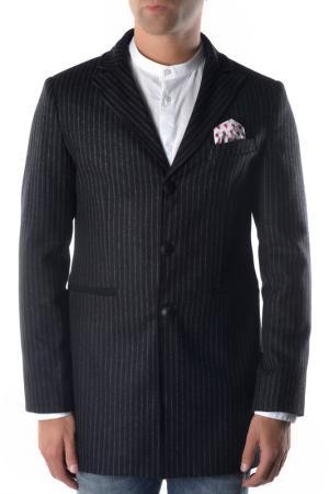 Пальто Absolut Joy. Цвет: черный