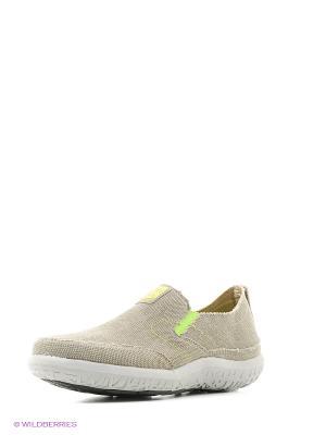 Ботинки Nexpero. Цвет: светло-серый