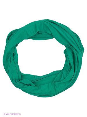 Снуд Shapkoff. Цвет: темно-зеленый, морская волна