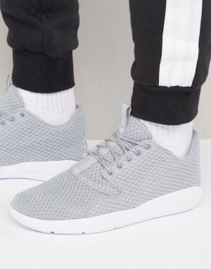 Jordan Серые кроссовки Nike Air Eclipse 724010-033. Цвет: серый
