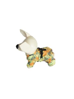 Дождевик Doggy Style. Цвет: желтый