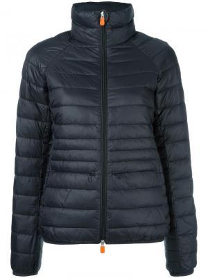 Puffer jacket Save The Duck. Цвет: чёрный