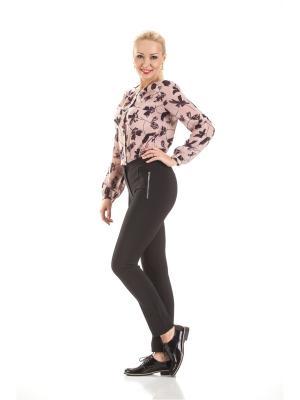 Женские брюки Fabric art. Цвет: черный