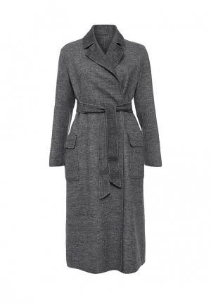 Пальто Weekend Max Mara. Цвет: серый