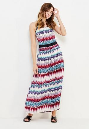 Платье Troll. Цвет: разноцветный