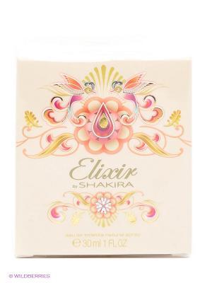 Туалетная вода  shakira elixir. Цвет: прозрачный
