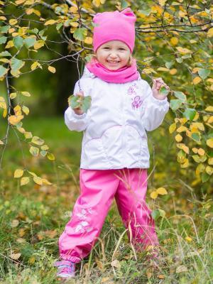 Комплект Красотка Аксарт. Цвет: розовый, белый