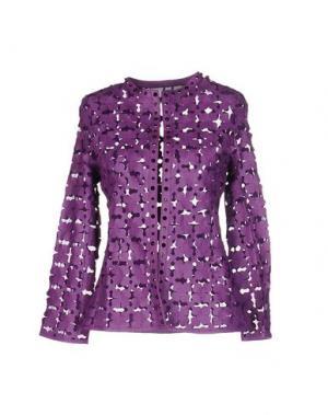 Пиджак CABAN ROMANTIC. Цвет: фиолетовый