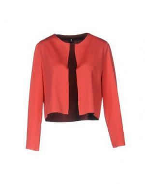 Пиджак 1-ONE. Цвет: коралловый