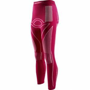 Термо-Штаны X-Bionic. Цвет: pink/white