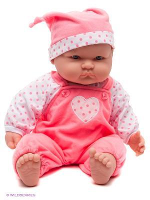 Кукла-пупс JC Toys. Цвет: розовый