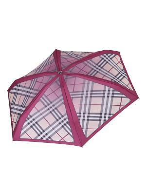 Зонт Fabretti. Цвет: фуксия