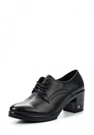 Ботильоны Zenden Collection. Цвет: черный