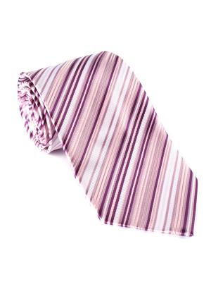 Галстук Franco Frego. Цвет: розовый