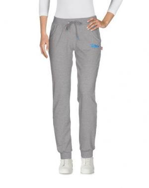 Повседневные брюки CARLSBERG. Цвет: светло-серый