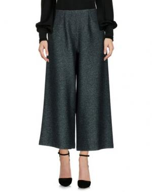 Повседневные брюки HARRIS WHARF LONDON. Цвет: темно-зеленый