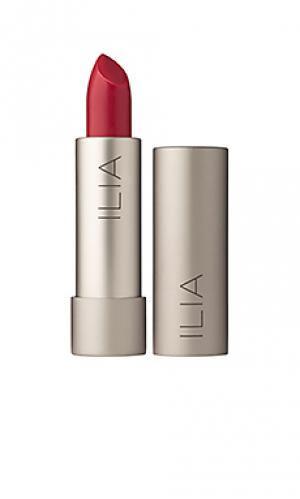 Бальзам для губ tinted Ilia. Цвет: none