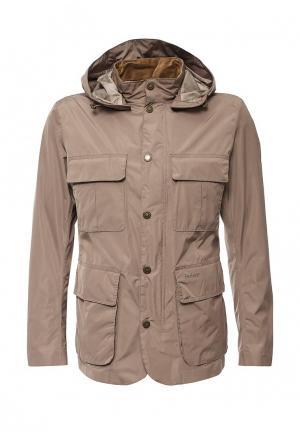 Куртка Barbour. Цвет: бежевый
