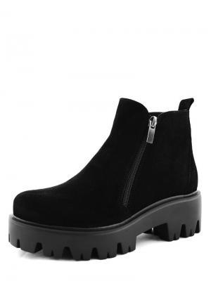 Ботинки BERG. Цвет: черный