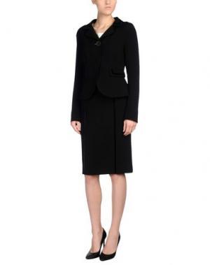 Классический костюм 6267. Цвет: черный