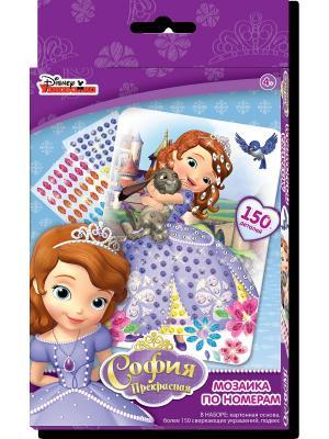 Чудо -Творчество. Disney Мозаика  -сингл Sophia Чудо-творчество. Цвет: фиолетовый, белый, розовый