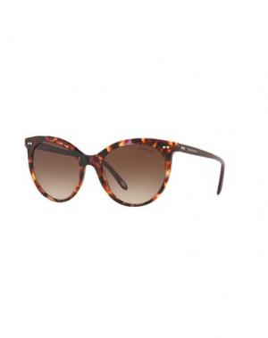 Солнечные очки TIFFANY & CO.. Цвет: коричневый
