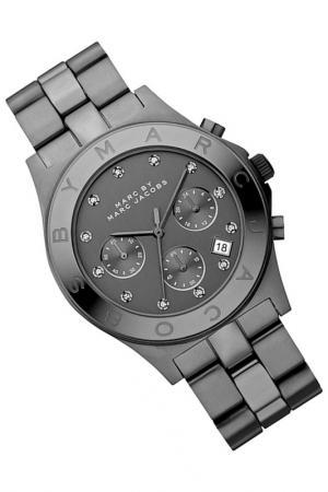 Часы Marc Jacobs. Цвет: black