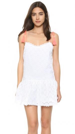 Платье Ravello PAMPELONE. Цвет: белый