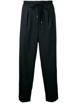 Спортивные брюки monkey time. Цвет: чёрный